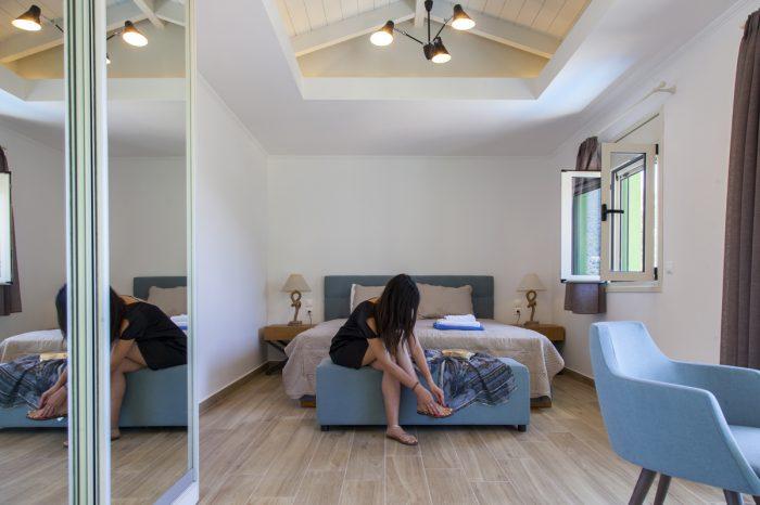 villa-cohili-sivota-lefkada-greece-luxury-bedroom-double-bed-modern-decoration