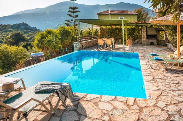 villa-ostria-sivota-lefkada-greece-private-pool-area